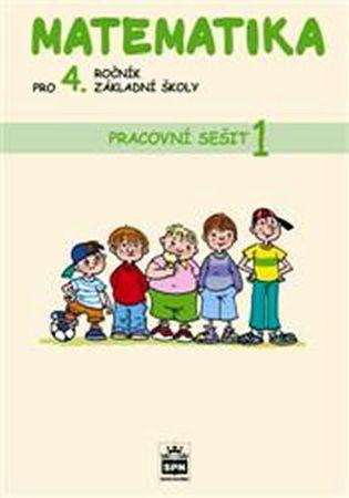 Eiblová a kolektiv L.: Matematika pro 4. ročník základní školy - Pracovní sešit 1