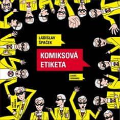 Špaček Ladislav: Komiksová etiketa