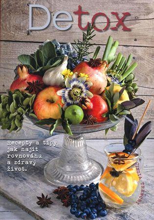 Trenchiová Cinzia: Detox - Recepty a tipy jak najít rovnováhu a zdravý život