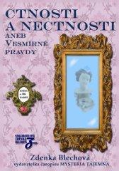 Blechová Zdenka: Ctnosti a nectnosti aneb vesmírné pravdy - kniha + 24 karet
