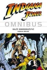 Goodwin Archie a kolektiv: Indiana Jones - Omnibus - Další dobrodružství - kniha první