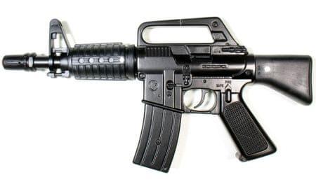 Gonher Samopal pistolet policyjny czarny