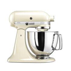 KitchenAid kuhinjski robot Artisan 5KSM125EAC, Almond Cream