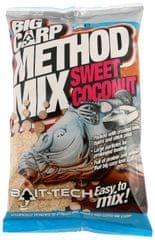 Bait-Tech krmítková směs big carp sladký kokos method mix 2 kg