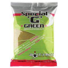 Bait-Tech krmítková směs groundbaits special-G green 1 kg