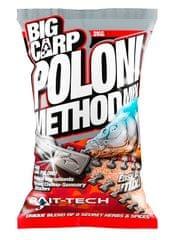 Bait-Tech Krmítková směs Big Carp Method Mix Poloni 2 kg