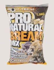 Bait-Tech krmítková směs pro-natural bream groundbait mix 1,5 kg