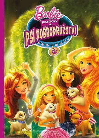 Mattel: Barbie Sestřičky a psí dobrodružství - Filmový příběh