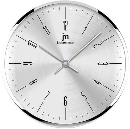 Lowell Dizajnové nástenné hodiny 14949S