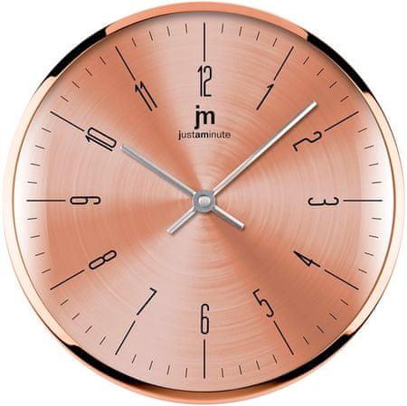 Lowell Dizajnové nástenné hodiny 14949R