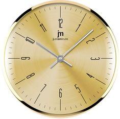 Lowell Designové nástěnné hodiny 14949