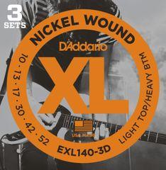 Daddario EXL140-3D Struny na elektrickú gitaru