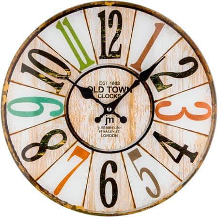 Lowell zegar ścienny 14878