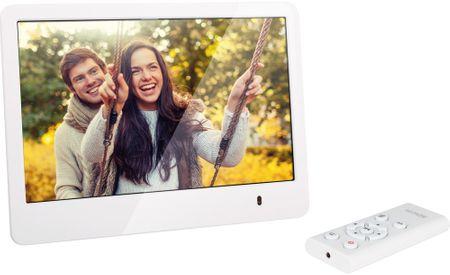 SENCOR cyfrowa ramka foto SDF 873, biały