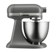 KitchenAid kuhinjski robot Artisan Mini 5KSM3311XEFG, Matte Grey
