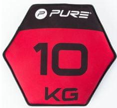 Pure2Improve Neopren uteg s pijeskom, 10 kg