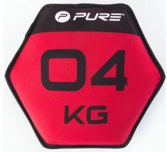 Pure2Improve Neopren uteg s pijeskom, 4 kg