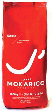Mokarico kava v zrnu Rossa, 1 kg