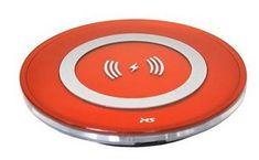 MS brezžični polnilec za telefone Sensor, oranžen