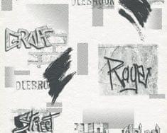 A.S. Création Detské tapety - Napisy - 7372-12 Boys and Girls 5