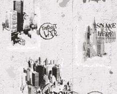 A.S. Création Papierová tapeta 6840-11 Dekora Natur 6