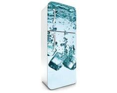 Dimex Fototapeta na chladničku FR-180-007 Ľad vo vode 180 x 65 cm