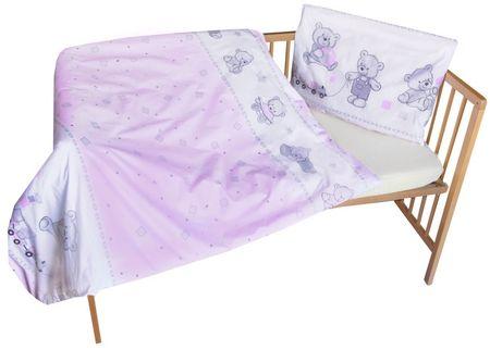 COSING COMFORT Gyermek ágyneműszett, lila