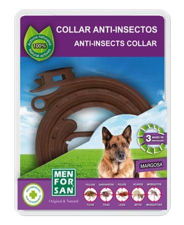 Menforsan Obroża dla psa pryeciw insektom