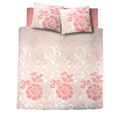 Svilanit pamučna posteljina Ornaments, bež, 250 x 200 + 2 x 60 x 80 cm