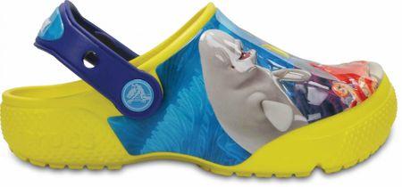 Crocs otroški čevlji FunLab Dory Lemon, 24 - 25