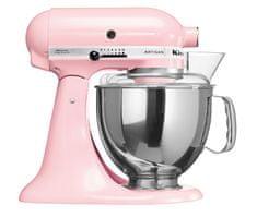KitchenAid kuhinjski robot Artisan 5KSM175PSESP, Silky Pink