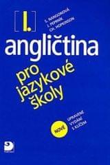 Nangonová Stella, Peprník Jaroslav, Hopk: Angličtina pro jazykové školy I. - Nová - Učebnice