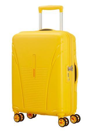 American Tourister SkyTracer 68 bőrönd, sárga