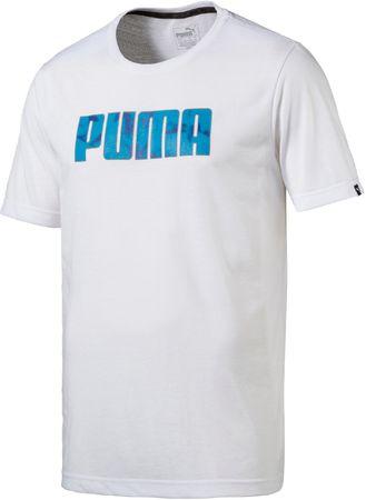 17db530ffc72c Puma koszulka sportowa Future Tec Tee White | MALL.PL