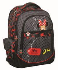 GIM Školský batoh oválny Minnie