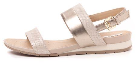 a5377ed312e5 Geox dámske sandály Formosa 36 béžová
