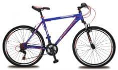 """Olpran Challenger 26"""" Kerékpár, Kék/Piros"""