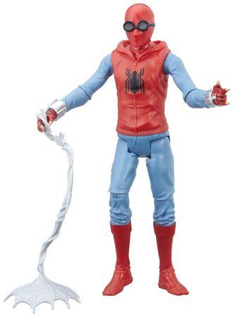 Spiderman 15cm figúrka Spider Man v domácom oblečení