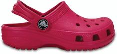 Crocs otroški čevlji Classic Clog, živo roza