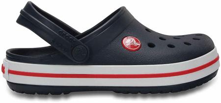 Crocs Crocband Gyerek Klumpa, Fekete, 25-26