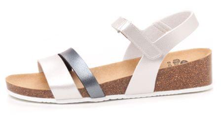 a583d623e174 Scholl ženske sandale Adalia 37 srebrna