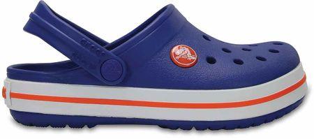 free shipping 0195f 5a261 Crocs Crocband Clog K Blue C4 19-20
