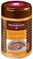 Monbana tradycyjna francuska gorąca czekolada, 250 g