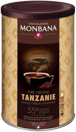 Monbana czekolada Tanzanie, 500 g