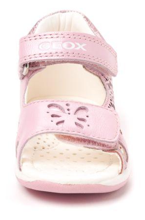 507c55fde86a Geox dívčí sandály Tapuz 23 ružová - Parametre