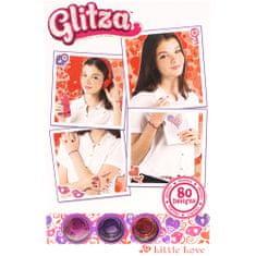 Glitza Naljepnice Tattoo Set Art - Little Love 50213