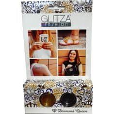 Glitza nalepke Tattoo Set Glitza Fashion - Diamond Queen, 50217