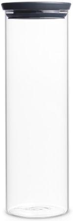 Brabantia szklany pojemnik, 1,9 l