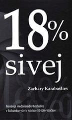 Karabašliev Zachary: 18 % sivej