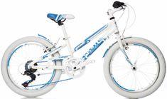 "Dino bikes Aurelia 20"" dievčenský, modrá"